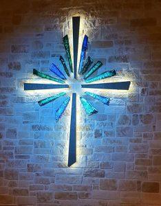 Spring-Cypress-Church-Cross